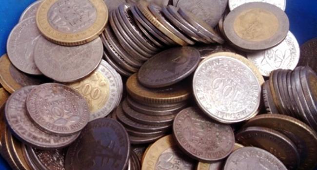 Petite monnaie : les pièces deviennent rare à N'Djaména