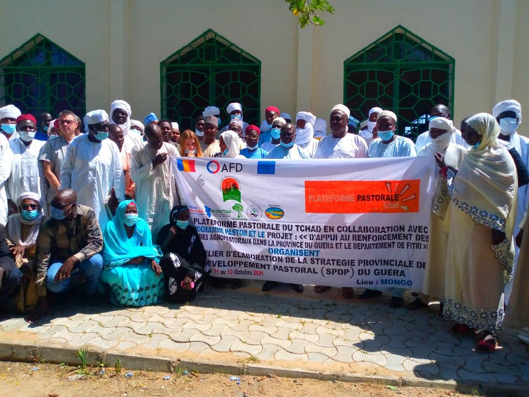 La plateforme pastorale du Tchad élabore la stratégie provinciale de développement pastorale