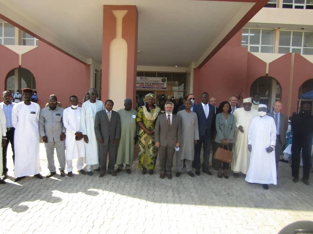 Modernisation des services de la douane: le Tchad migre de Sydonia++ vers Sydonia World